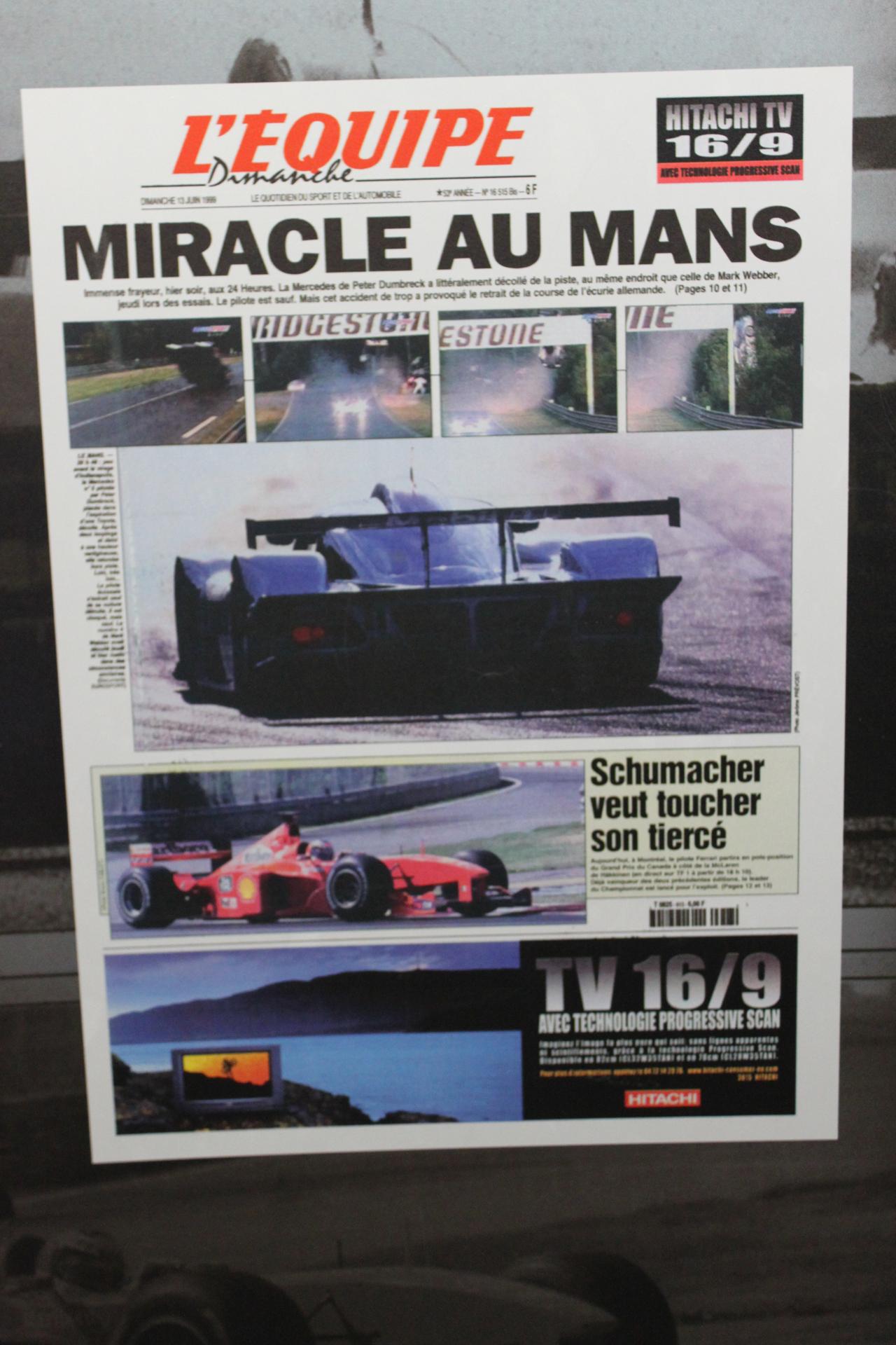 Foto de Museo 24 horas de Le Mans (9/246)