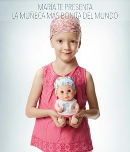 Baby Pelones, muñecos solidarios para ayudar a los niños con cáncer