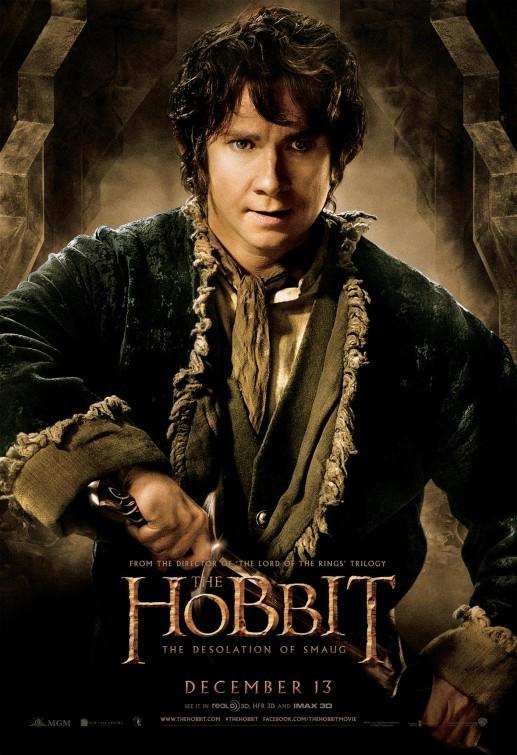 Foto de Últimos carteles de 'El hobbit: La desolación de Smaug' (1/7)