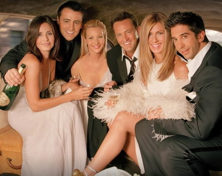 'Friends' al cine