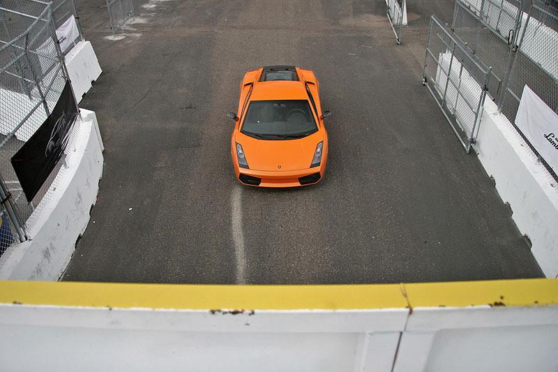 Foto de Lamborghini Gallardo Superleggera Naranja (6/19)