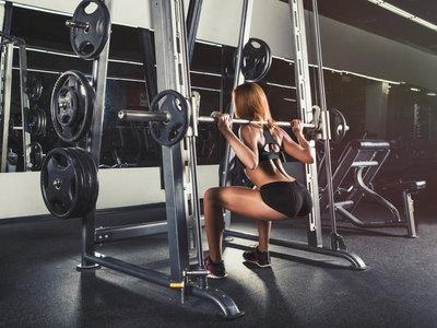 Un ejercicio efectivo para cada uno de los grandes grupos musculares