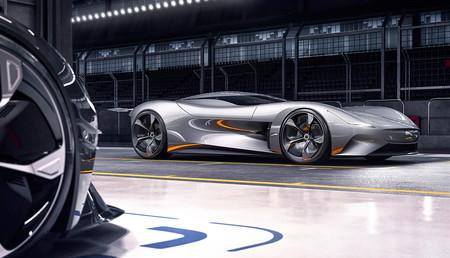 Podrás disfrutar de los 1.020 CV eléctricos del nuevo superdeportivo de Jaguar, pero sólo en Gran Turismo Sport