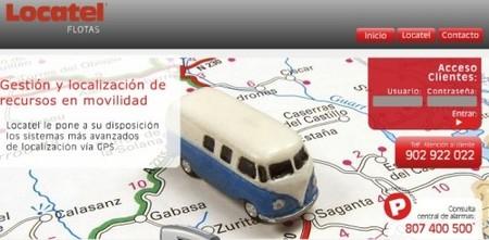 LOCATEL, localización GPS para los vehículos de tu empresa