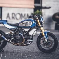 La espectacular Ducati Scrambler 1100 Sport FT se proclama ganadora absoluta del certamen Custom Rumble 2020
