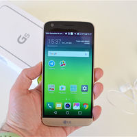 El LG G5 empieza a recibir vía OTA Android 7.0 Nougat