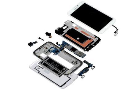 El coste de los materiales del Samsung Galaxy S5 es de 256 dólares