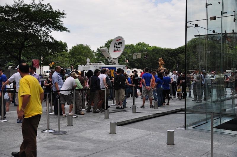 Foto de Lanzamiento iPhone 4 en Nueva York (40/45)