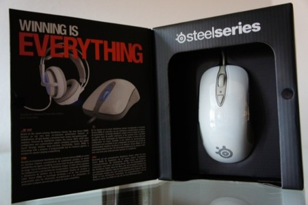 Ganar lo es todo, el slogan de este ratón no puede ser más claro