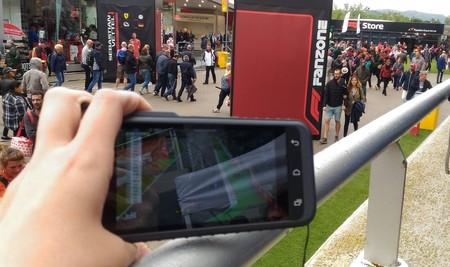 Lanzan F1 Vision, el sistema con el que te llevas la televisión al circuito