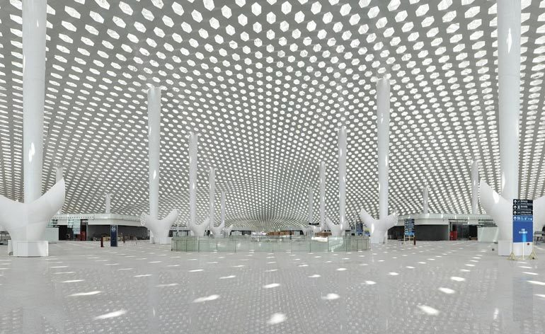 Foto de Aeropuerto Bao'an China (2/7)