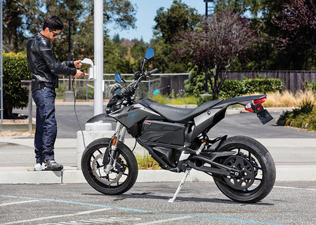 Zero Motorcycles Zero Fxs 2017 19