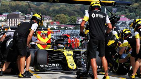 Ricciardo Renault F1 2020