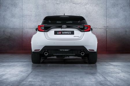 Toyota Gr Yaris 2020 5