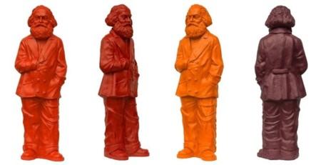 Un Marx de Ottmar Hörl