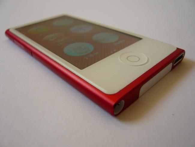 iPod nano 2012 botón home