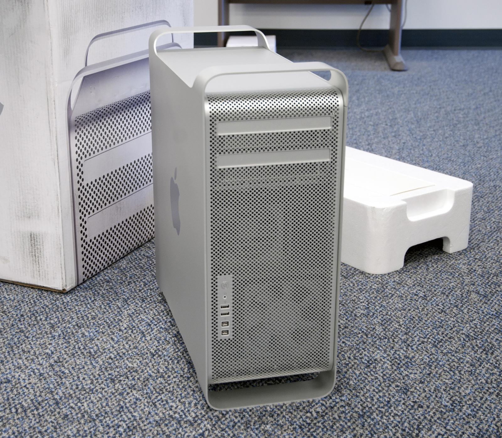 Foto de Unboxing del Mac Pro de 12 núcleos (4/11)