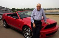 Carroll Shelby nos mostrará un nuevo Mustang en Palm Beach