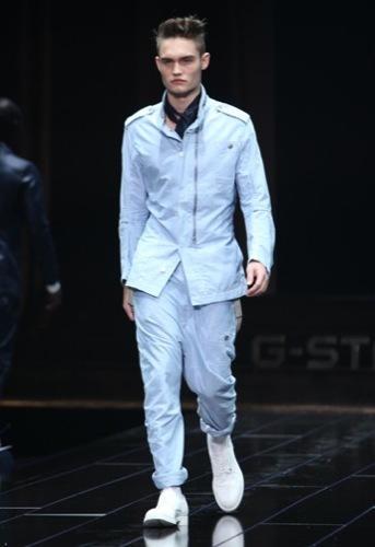 G-Star, Primavera-Verano 2010 en la Semana de la Moda de Nueva York