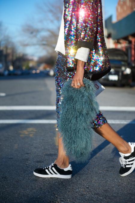 Las bloggers no se resisten a las deportivas del momento: las Adidas Gazelle