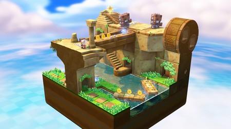 Captain Toad: Treasure Tracker es lo mejor que le ha pasado al medio en mucho tiempo (también en Switch)