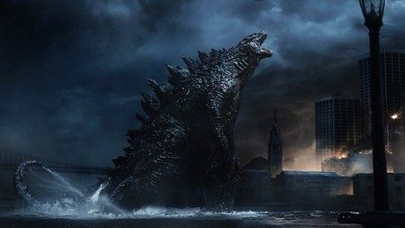 El monstruoso Godzilla