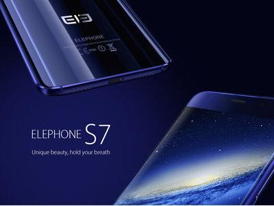 Venta Flash: Elephone S7 Helio X25 por 208,30 euros y envío gratis