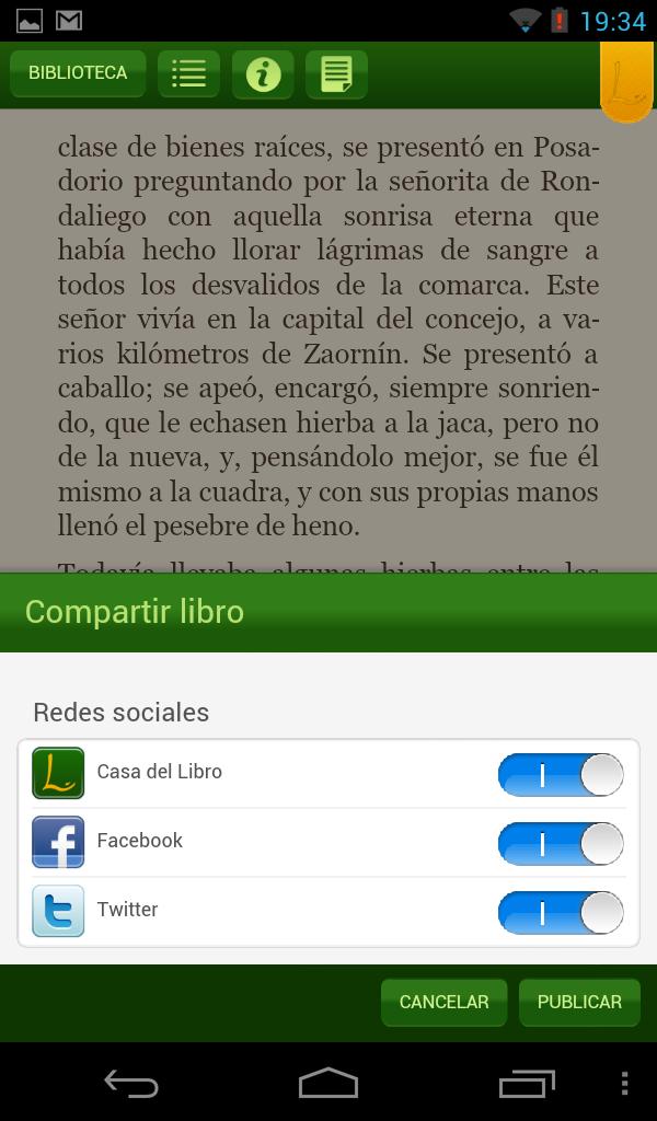 Foto de Tagus Tablet, capturas (6/10)