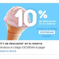10% de descuento en Hoteles.com gracias a este código de descuento vigente hasta el 27 de julio