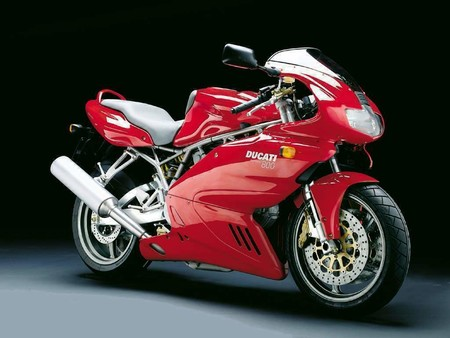Ducati Supersport 2001