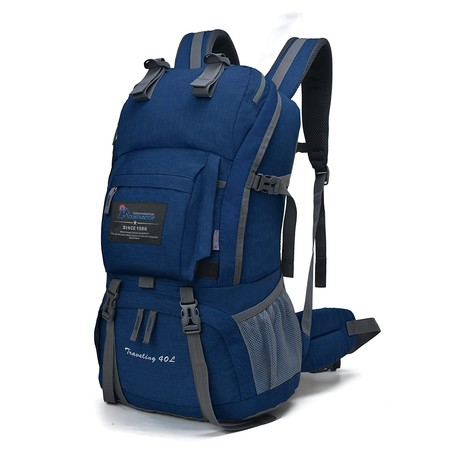 Oferta flash en mochilas Mountaintop de 40 litros: hasta medianoche están disponibles desde 30,59 euros en Amazon