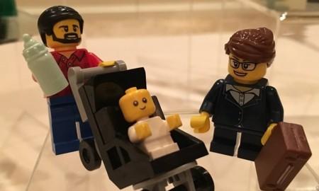 LEGO vuelve a dar en el clavo con su nueva figura, el papá amo de casa