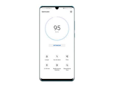 Huawei P30 Pro Optimiizador
