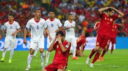 El Mundial de fútbol en formato JSON