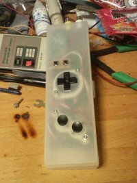 Mando Wii casero, pero con trampa