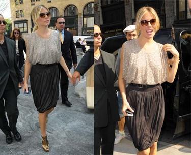 Looks con glamour por Sienna Miller