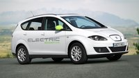 Seat Altea XL Electric Ecomotive y Seat León TwinDrive Ecomotive