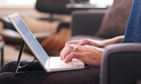 Canopy, la funda que une tu iPad con un Magic Keyboard