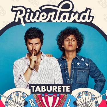 Riverland, el festival que confirma nuestra teoría: C.Tangana y Taburete comparten el mismo fandom