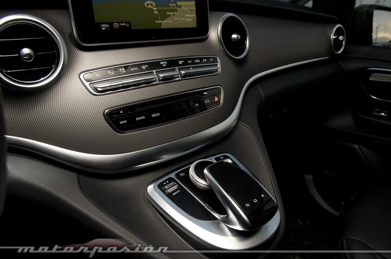 Foto de Mercedes-Benz Clase V (toma de contacto) (35/44)