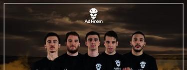 Los jugadores de Ad Finem no renuevan con la organización