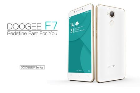 Doogee F7, con 3GB de RAM y Helio X20 Deca Core, por 149€ y envío desde España