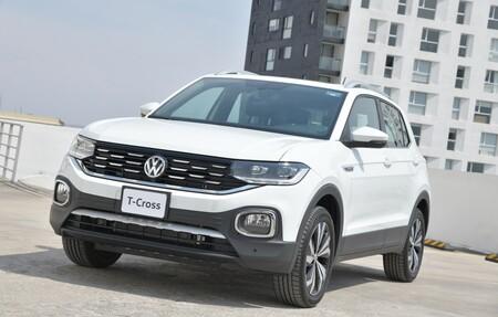 Volkswagen T-Cross 2021 se actualiza en México, ahora con la opción de una caja manual y más tecnología