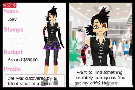 'Style Savvy', moda para chicas en Nintendo Dsi [E3 2009]
