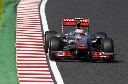 GP de Japón F1 2011: Jenson Button magistral hoy en Suzuka; Vettel campeón del mundo