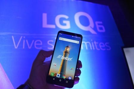 LG Q6, primeras impresiones: así es como LG reafirma su dominio de la gama media