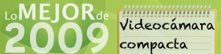 Lo mejor de 2009: candidatos a videocámara compacta