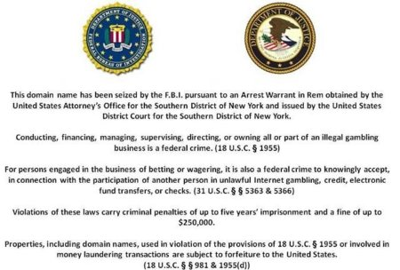 El FBI se lanza a la caza del poker en línea
