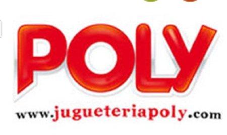 5% de descuento en jugueterías Poly