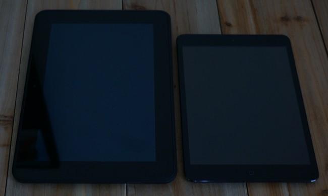 Kindle Fire HD 8.9 Vs iPad Mini